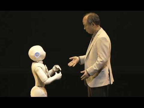 World's First Emotional Home Robot