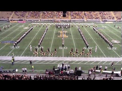 2014 Vandal Marching Band  Show #1