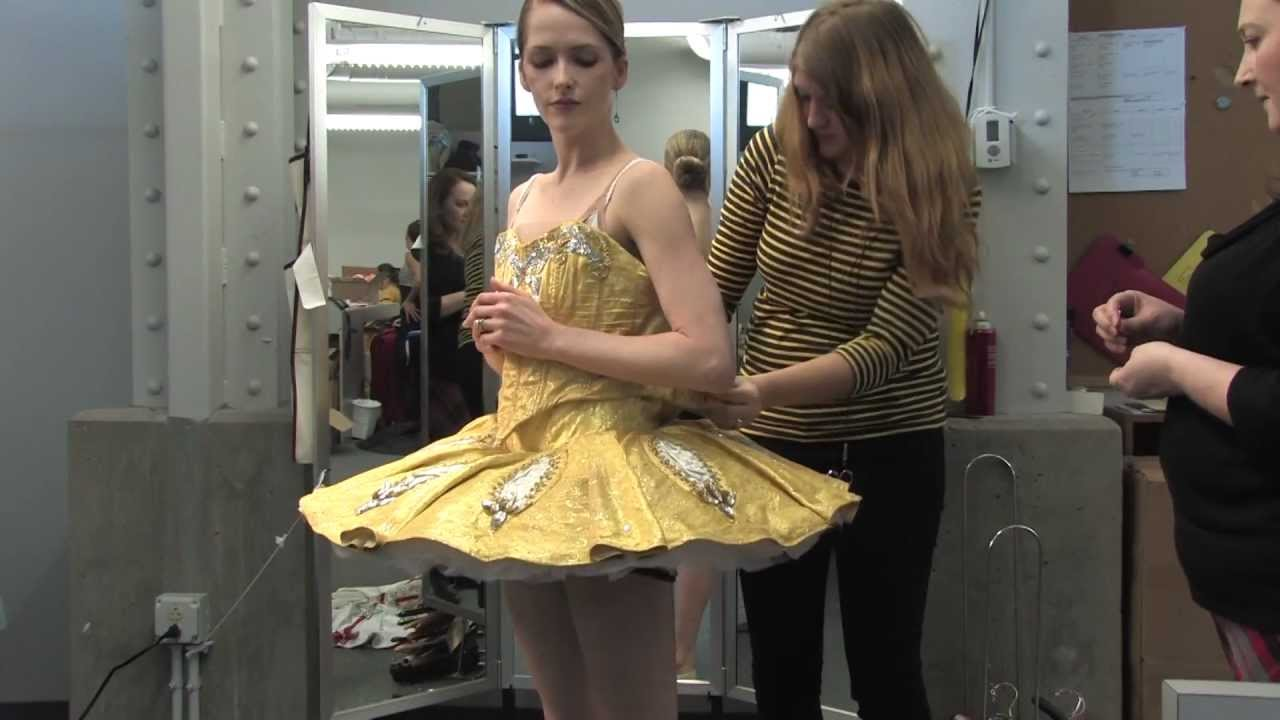 behind the scenes  the kansas city ballet costume shop