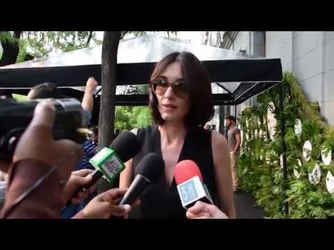 Martiño Rivas - Begoña Maestre - Paz Vega   Sunglass Hut   5ª Avenida TV   JUNIO 2014