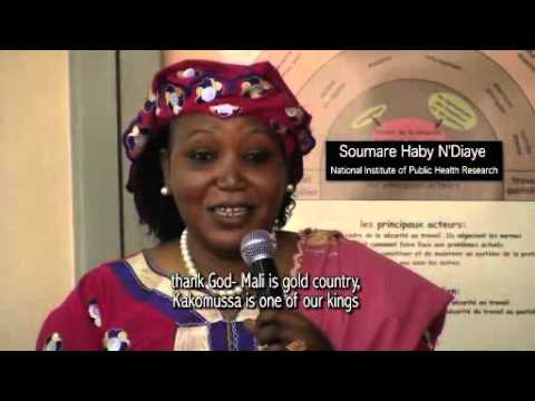 """Gere dan(pronounced """" Guerédan"""") in Jalonke language of Mali, Western Africa."""