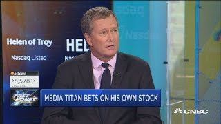 Time to buy Lionsgate? Executive Michael Burns just bet big on his stock