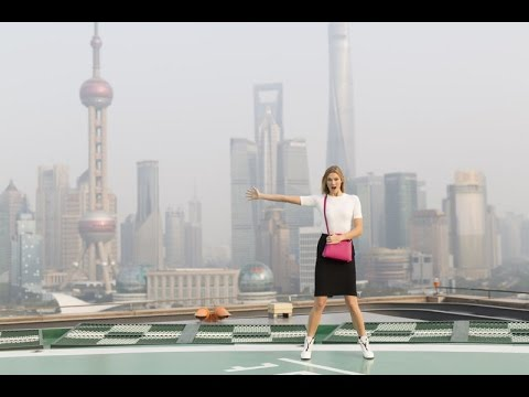 Klossy Goes To China | Karlie Kloss