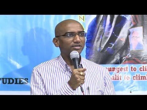 R S Praveen Kumar IPS Secretary of APSWREIS