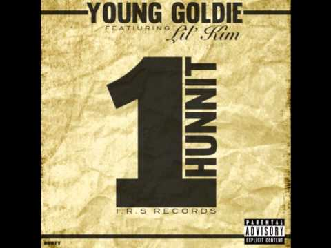 "[NEW] Young Goldie ft. Lil Kim ""1 Hunnit"" (2013)"