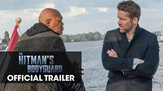 "The Hitman's Bodyguard (2017) Official Trailer ""Sorry"" – Ryan Reynolds, Samuel L. Jackson"