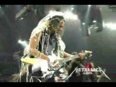 Happy Birthday Kirk Hammett! (live in Tulsa, OK 2008)