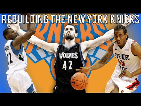 NBA 2K15 MyLEAGUE: Rebuilding the New York Knicks!