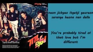 N Flying Awesome Lyrics [ROM/ENG]