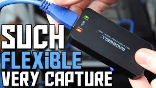 Magewell XI100DUSB HDMI Review - 1080p60 Video Capture