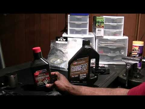 Castor 927 or Amsoil Dominator lets put them to the test CONCLUSION