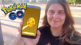 CONSIGO REGIONALES Y ALOLA CON BUENOS IV EN MI 3ª APERTURA DE HUEVOS! 😁 #PokémonGO