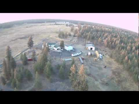 Spy Hawk FPV Cheney, WA Flying High