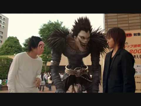 Death Note - Creature
