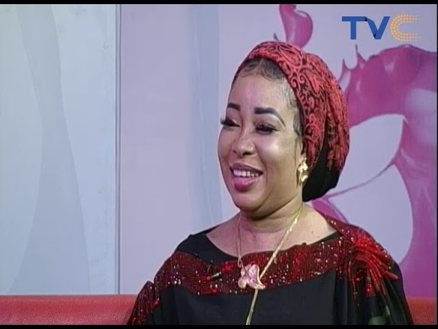 Lizzy Anjorin Reveals Why She Converted To Islam  Entertainment Splash