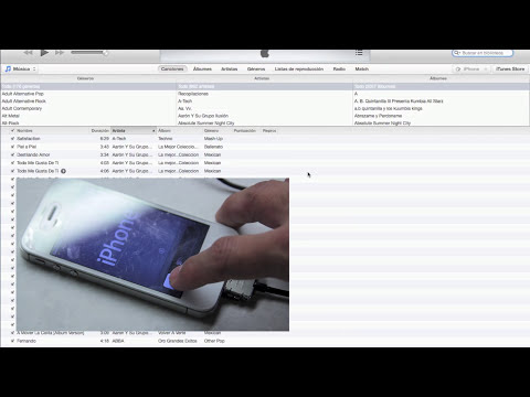 Aprende a desbloquear/restaurar tú iPhone/iPod/iPad con codigo PIN