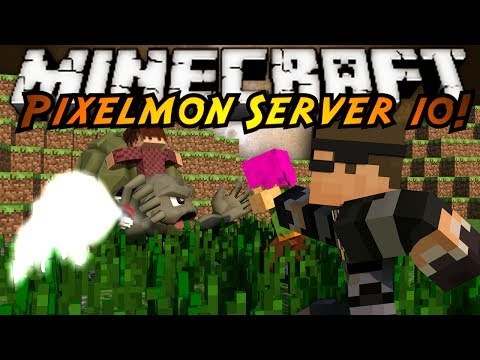 Minecraft Pixelmon Server : TRYNA GET THE ROCK?!