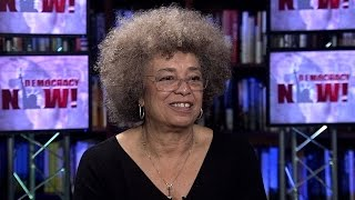 "Angela Davis on Not Endorsing Any Presidential Candidate: ""I Think We Need a New Party"""