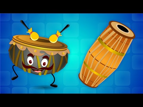 Damaaram - Chellame Chellam - Cartoon animated Tamil Rhymes For Kids video