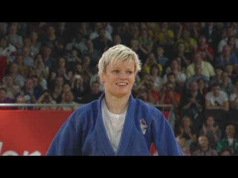 Judo Women -63 kg Final - Gold Medal - Slovenia v China Full Replay - London 2012 Olympic Games Image 1