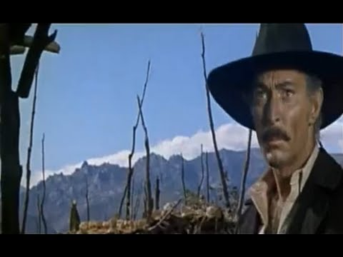 Lee Van Cleef - FOR A FISTFUL OF SCENES