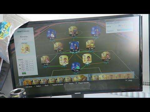 OMFG 191 FUTDRAFT PRANK ON ANESONGIB!!! - Fifa 16 Ultimate Team
