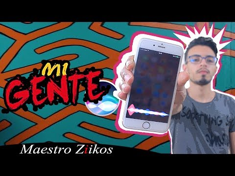 Download Lagu SIRI SINGING MI GENTE BY J. BALVIN, Willy William MP3 Free
