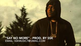 """🔥 MoStack / Mist / Jhus / Kojo Funds Afro-Swing Type Afro-Beat: """"Say No More"""" - Prod. By SSK"""