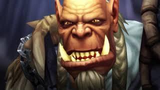 World of Warcraft: Warlords of Draenor - Хребет Ледяного Огня (Конец Сюжета)