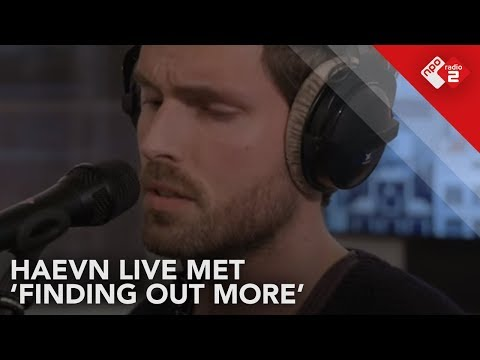 Heavn - 'Finding Out More' live @ Roodshow   NPO Radio 2