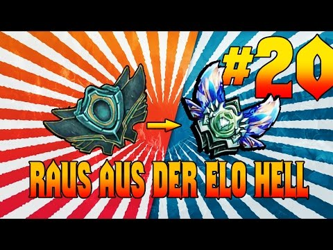 LoL : Raus aus der Elo Hell #20 - BALL OF STEEL Solo Queue [Silver 3] (German/HD)