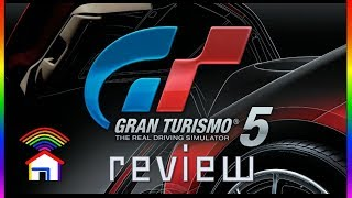 Gran Turismo 5 review - ColourShed (Re-upload)
