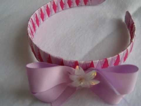 Handmade Woven Headbands ( Diademas)