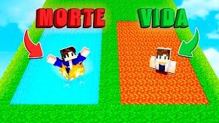 Minecraft: ESSE MAPA É UMA MENTIRA! (UNFAIR MINECRAFT) ‹ DENGOSO ›
