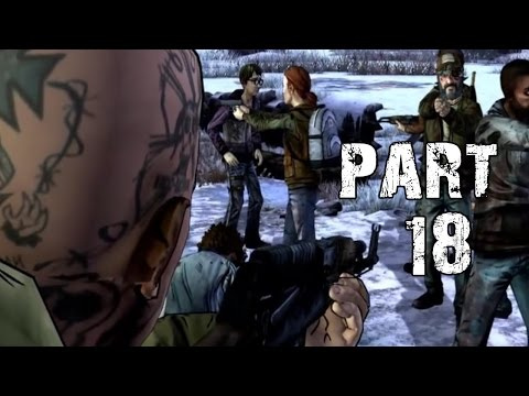 The Walking Dead Season 2 Gameplay Walkthrough Part 18 - The End (PC)