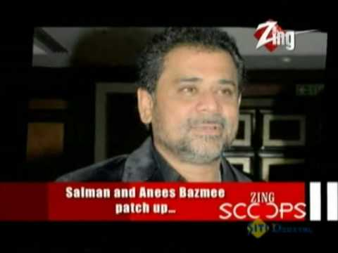 Salman and Anees Bazmee patch-up! (After 5 years)