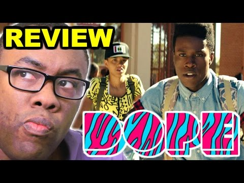 DOPE MOVIE REVIEW (a.k.a. BLACK NERD: The Movie)