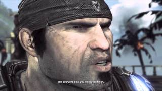 Gears Of War 3 Cutscenes Act 5 Part 3/3 (Ending)