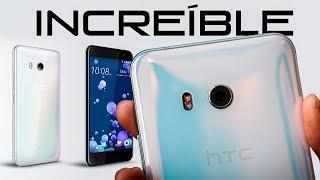 HTC U11, review en español | LA MEJOR CÁMARA