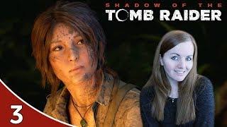 CROFT MANOR | Shadow Of The Tomb Raider Gameplay Walkthrough Part 3