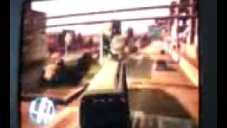 GTA IV sur xbox 360 conduire un bus
