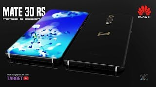 Huawei Mate 30 RS Porsche Design First Look, Review, Features, Design, Concepts - LUXURY AI PHONE