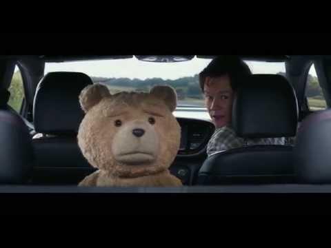 Assista ao bastidores do filme Ted 2
