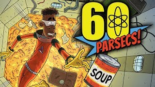 60 Parsecs - Second Nature