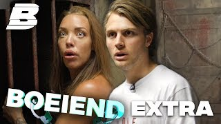 RIJK HOFMAN & DORIEN ROSE TEMPTATION ISLAND GAAN ESCAPEROOM IN!! | BOEIEND EXTRA - Concentrate BOLD