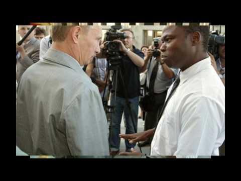 Personnalités publiques afro-russes | Part-1 | Joquim CRIMA