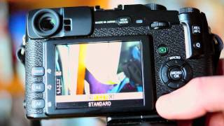 Fujifilm X-Pro1 Start-Up Time