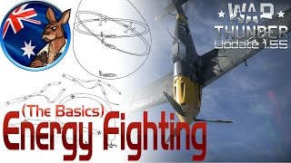 War Thunder: Energy Fighting (The Basics)