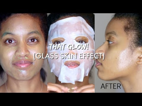 How To: MY EXTREME GLOW! 10 Step Korean Skincare Routine for Smooth Clear Skin (Glass Skin Effect)