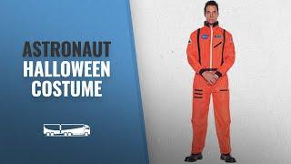 Top 10 Astronaut Costume Ideas For Men: Underwraps Men's Astronaut Costume, Standard